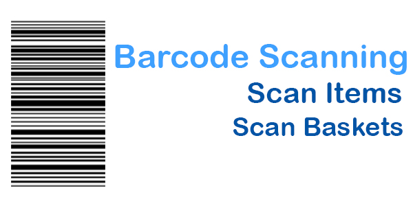 Scan barcodes for faster price checks